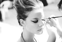 Makeup, nails, hair<3