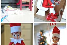 Elf on the shelf / by Darlene Bell