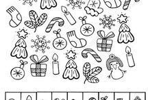 Vánoční úkoly