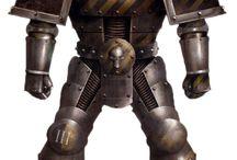 40k Iron Warriors