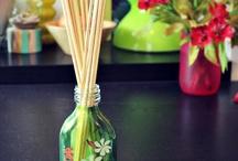 Bamboo decor / by Sunny Holston