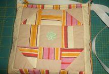 Tašky z patchworku
