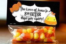 Halloween Ministry