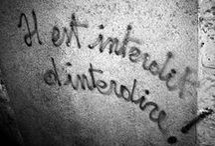 Graffitis y Política
