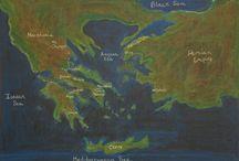 ancient greece class 5