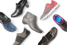 Featured Footwear / Take a peek inside the season's best comfort footwear collection by ABEO.