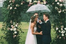 Wedding - Wet and Windy