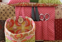 projects for sewing machine supplies / by Beverly Goodrich