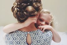 Mamas and Minis / {the stunning interactions}