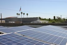 Solar Power and Eco Friendly / A little effort goes a long way!