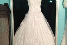 wedding dress uses