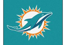 NFL -  Miami Dolphins Tailgating Gear and Man Cave Accessories / Check out the latest Miami Dolphins tailgating merchandise and fan cave products to buy.