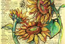 Sunflower: samples and inspiration