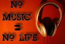 My life is MUSIC / by Tamala Boyd