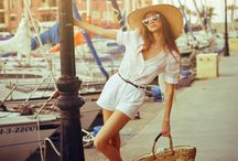 Fashion, Style, Photoshoots / Fashionable photoshoots from all over the world and girl's style