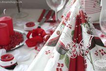 Studenter fest / Inspiration til studenterfest pynt dekoration og borddækning