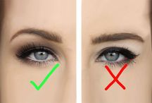 Make-up secret and mistakes