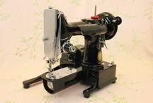 Singer Featherweight sewing machines