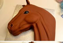 special cakes eg:horses