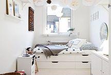 habitaciones pequeña