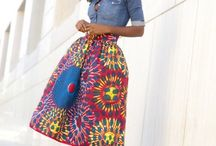 Африкансеая мода
