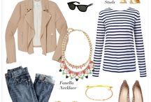 Style-Outfits / Inspiration and stripes