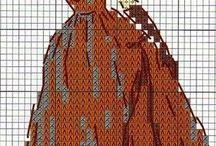 Cross Stitch - Fashion