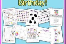 Birthday / by Thal Ul