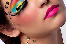 Glamour Makeup/Creative