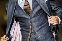 Men's fashion / Men's suits and all
