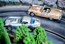 Art of Slot Cars / Scenes from my track Circuit LeConte