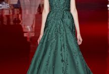 Elie Saab Addiction / Elie Saab is a King when it comes to haute couture dresses.. He sees every woman as a true princess. At my wedding I will wear one of his creations!