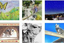 Prints / Original art work reproductions by artist Bryan Duddles.
