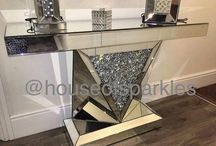 HOS TV Stands / The perfect finishing touch to your home. Rare bespoke pieces only available here at HOS.  Want this? Call us on 0118 912 1090 or visit our website!  www.houseofsparkles.co.uk