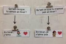 Oral Communication / Oral communication ideas/resources to use in primary French Immersion classrooms.