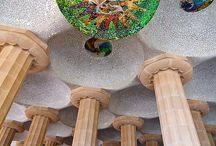 Monuments in Barcelona / Great buildings, monuments in Barcelona to discover