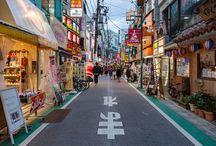 TOKYO neighbourhood / suburb