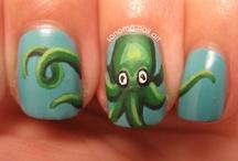 nails / by Gaye Webb