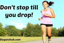 Fitness Slogans