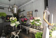 Flower shop ideas / by Satiarra Lloyd