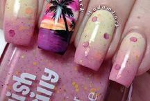 nail palma