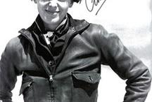 Aviator Amelia Earhart