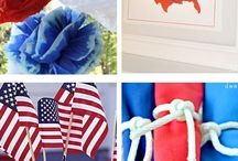 4th of July | Independence Day | Patriotic / 4th of July, Fourth of July, Patriotic decor, recipes, crafts, DIY projects