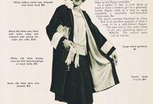 Clothes -- Design & History II / by Cassie Zupke