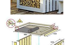 Log/Wood storage