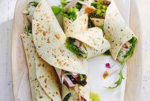 Recipes: Lunch School / by Mijke Alberts-van Gastel