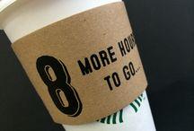 Coffee / Coffee, Coffee Sleeves, Coffee Mugs, Latte Mugs, Bistro Mugs, Coffee