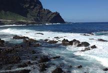 Costa de Tenerife / Son imágenes de la costa de Tenerife. De todos los tiempos.