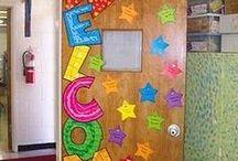 Decoração da sala de aula