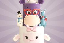Disny cake